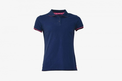 Maindeck Ladies Polo Shirt Navy XS